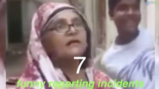 7 funny news reporters In Pakistan