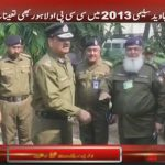 Amjad Javed Saleemi takes charge as Punjab police chief