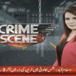 Crime Scene – 19 October, 2018