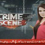 Crime Scene – 23 October, 2018