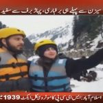 Thousands of tourists trapped in Kaghan valley after heavy snowfall