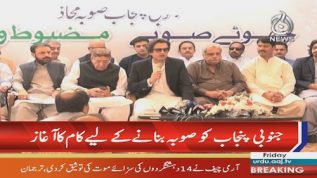 TORs of Executive Council on Creation of South Punjab approved