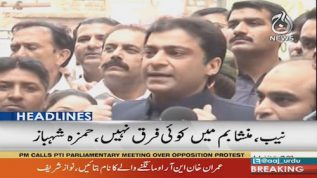 Hamza Shehbaz: There is no difference between Hamza Shehbaz & Mansha bomb