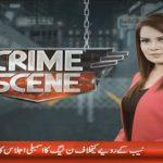 Crime Scene – 29 October, 2018