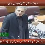 Shah Mehmood Qureshi: Country needs charter of economy to overcome crisis