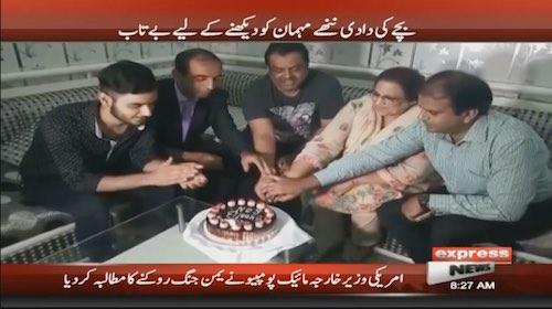 Fans Congratulate Shoaib Malik & Sania Mirza on Newborn Baby