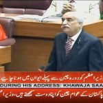 Khursheed Shah condemns PM's speech