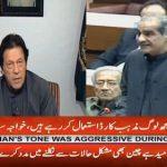 Prime Minister's attitude was aggressive, Saad Rafique tells NA