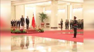 Imran Khan Gets a Warm Welcome in China