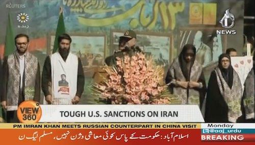 US reinstates tough Iran sanctions amid anger in Tehran