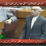 Khurshid Shah: We are not a trouble creator