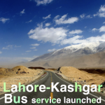 Lahore-Kashgar bus service launched