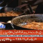 Food Festival taking place in Karachi comes to an end