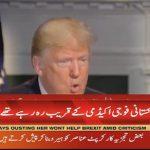 Usama was living near the Pakistan's Army Academy, claims Trump