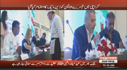 3rd Italian Cuisine Week being celebrated in Karachi
