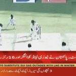 Pakistan wins second test by an innings and 16 runs against NZ
