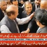 NS: Shahbaz Sharif and I were sent to jail for providing progress to the country.