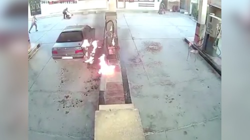 How did this fire even start?