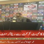 Muhammad Hafeez to retire from test cricket