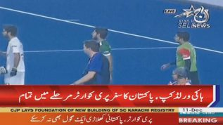 Pakistan out from the Hockey World Cup in the pre-quarter stage