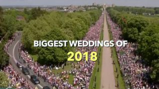 2018 – The most talked about weddings