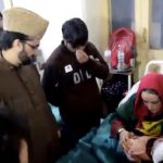 Youngest Kashmiri victim of pellet went through second surgery