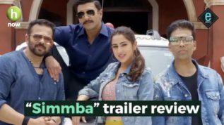 E-story: Simba trailer review
