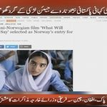"Pakistan-Norwegian movie ""What will people say"" submitted as Norway's entry in Oscars"
