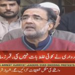 Asif Ali Zardari did not say anything inappropriate: Qamar Zaman kaira