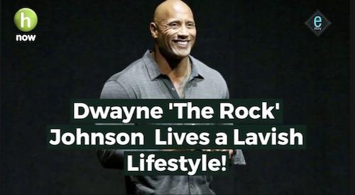 E-story: The Rock lifestyle