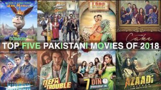 Top five Pakistani movies of 2018