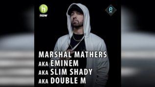 E-story: The Slim Shady aka Eminem