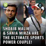 E-story: Shoaib Malik and Sania Mirza