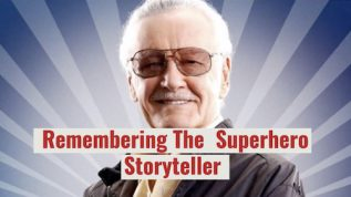 The creator of Spider-Man: Stan Lee
