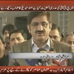 PTI doesn't hold any majority in Sindh: Murad Ali Shah