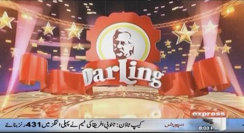 Darling - 6 January, 2019