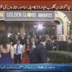 Golden Globe Awards ceremony held in California