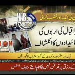 Zafar Iqbal's properties worth in billions are under investigation by NAB