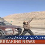 London to Pakistan on a jeep, journey of a lifetime for Nazim Khan