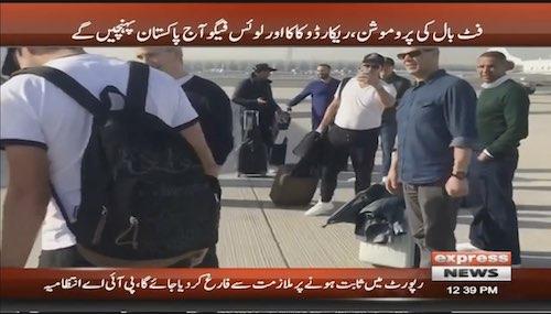 Kaka & Figo to land in Pakistan today to launch World Soccer Stars