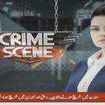 Crime Scene – 10 January, 2019