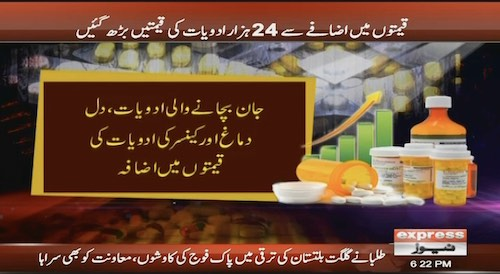 Mini budget increased the price of almost 24000 medicines