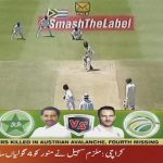 Pakistan needs 381 to win the way match