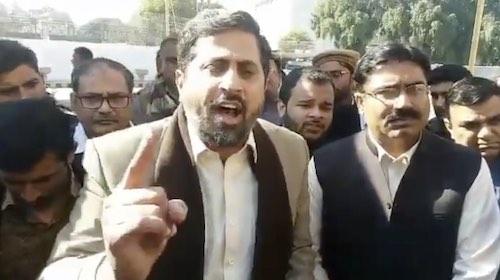 Punjab Information Minister apologises on his outburst