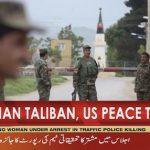 Afghan- US talks continue