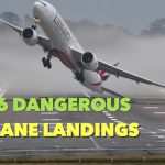 Plane landings that will shock you