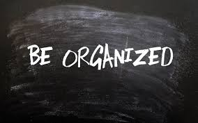 3 Ways to become more organized