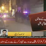 Police search operation in Malir and Gadap: Karachi