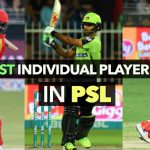 PSL Records: Highest individual score by a player
