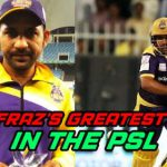 Safraz's Greatest Hits In The PSL